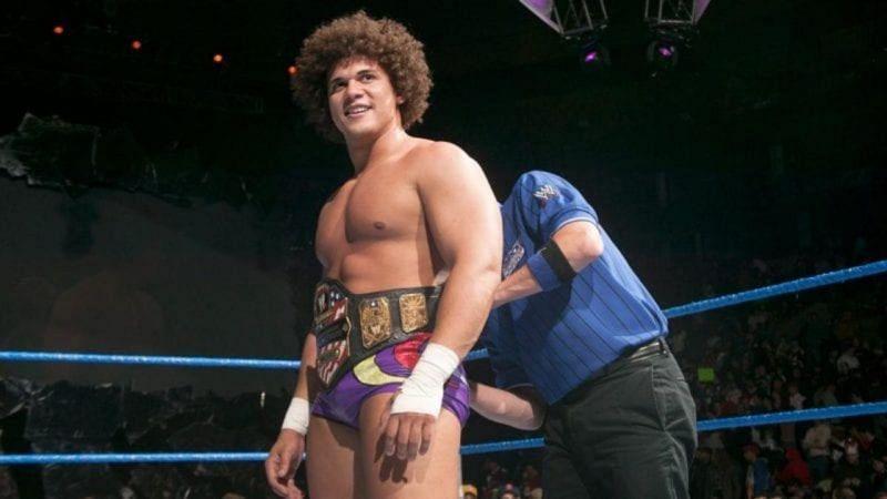 Carlito in WWE