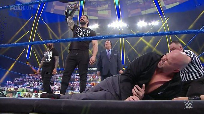 One of the strongest episodes of SmackDown in some time