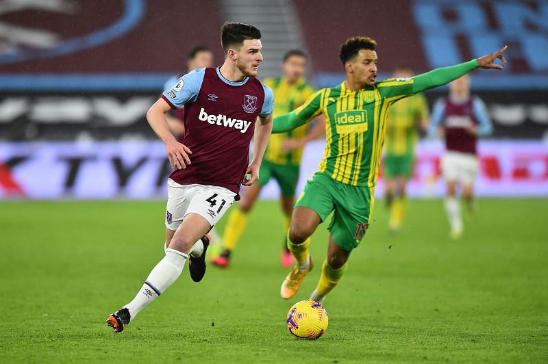 Declan Rice is set to be targeted by various Premier League clubs