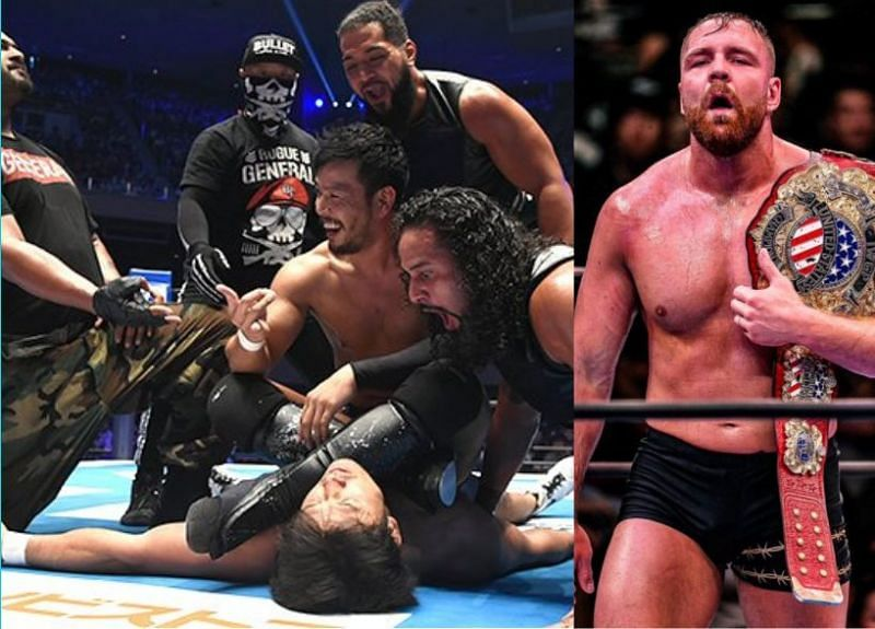 Tama Tonga has revealed if Jon Moxley has a place in Bullet Club or not
