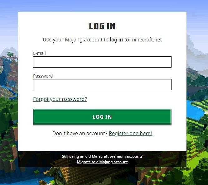 How to install Minecraft skin Step 3