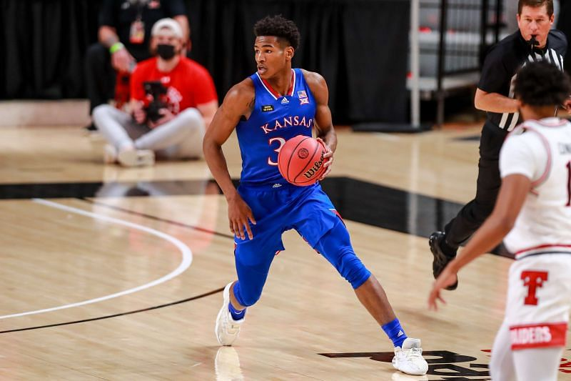 The Kansas Jayhawks bring a 15-7 overall record into Wednesday
