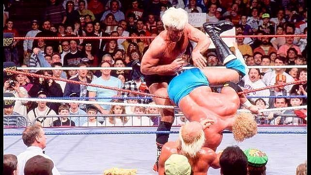 The 1992 Royal Rumble was a massive event