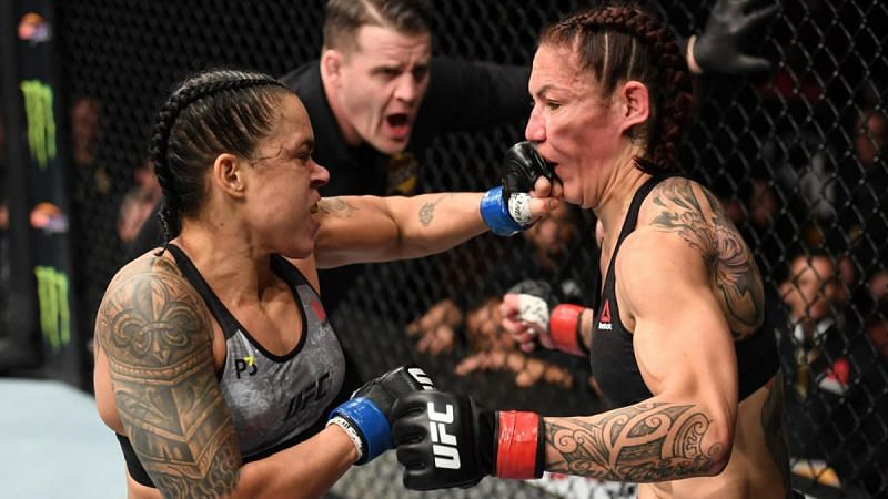 Amanda Nunes shocked the world by taking out Cris Cyborg in 2018, making her the UFC