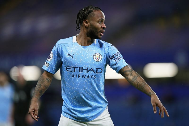 Sterling missed an injury-time penalty