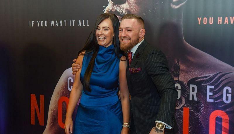 Dee Devlin (left); Conor McGregor (right)