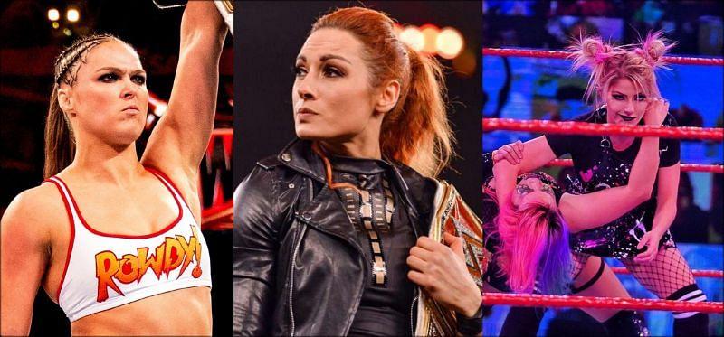 विमेंस Royal Rumble मैच