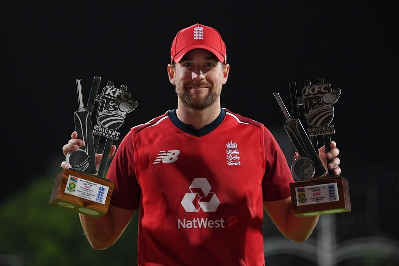 Dawid Malan has played 13 T10 matches