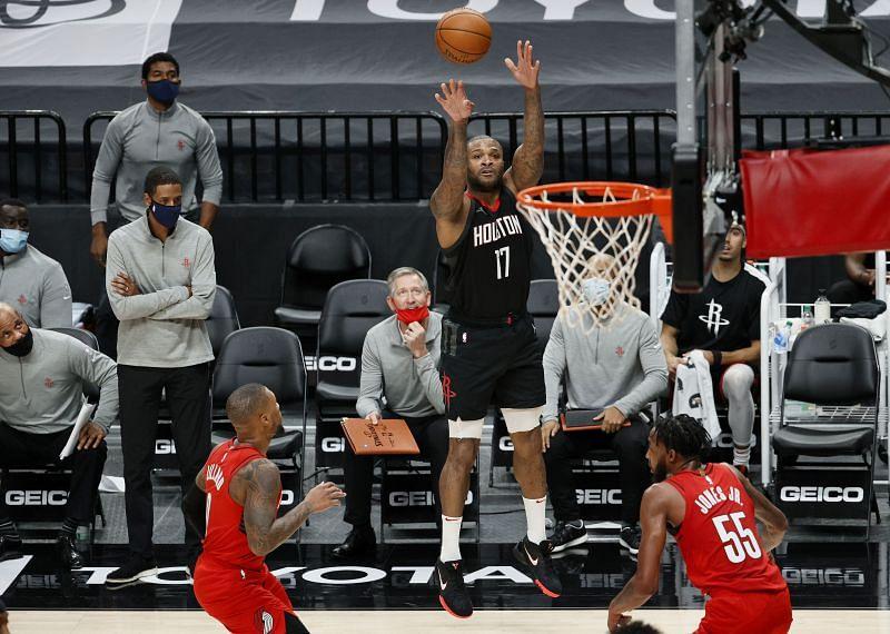 Houston Rockets vs Portland Trail Blazers
