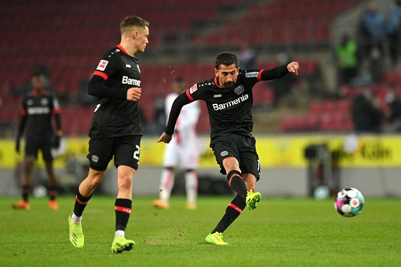 Bayer Leverkusen play Werder Bremen on Saturday