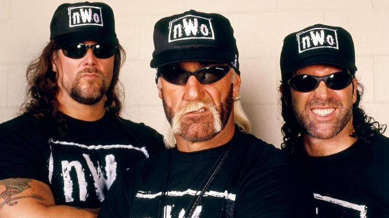Hulk Hogan revealed himself to be the third member of the nWo at Bash at the Beach 1995