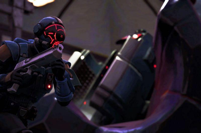 """The Visitor"" from Fortnite Chapter 1 Season 4 (Image Credits: WallpaperSafari)"