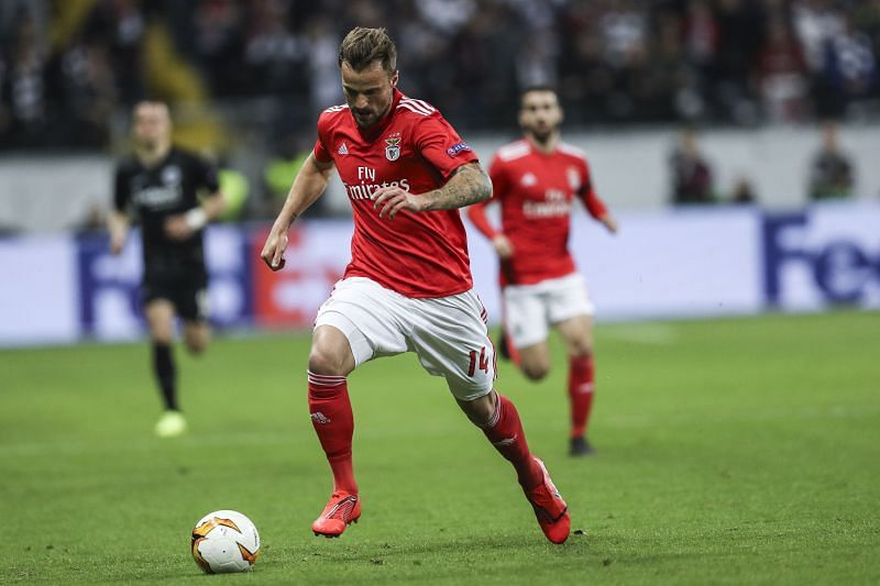 Haris Seferovic has returned to action after recovering from COVID-19