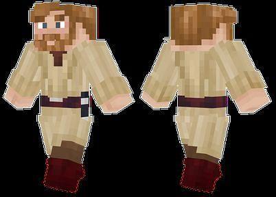 Obi Wan Minecraft Skin