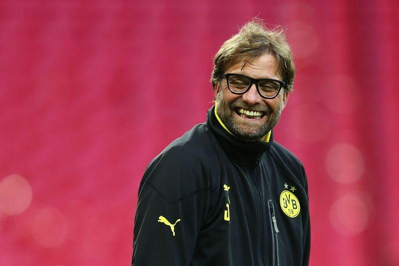 Thomas Tuchel replaced Jürgen Klopp at Mainz 05 and Borussia Dortmund.