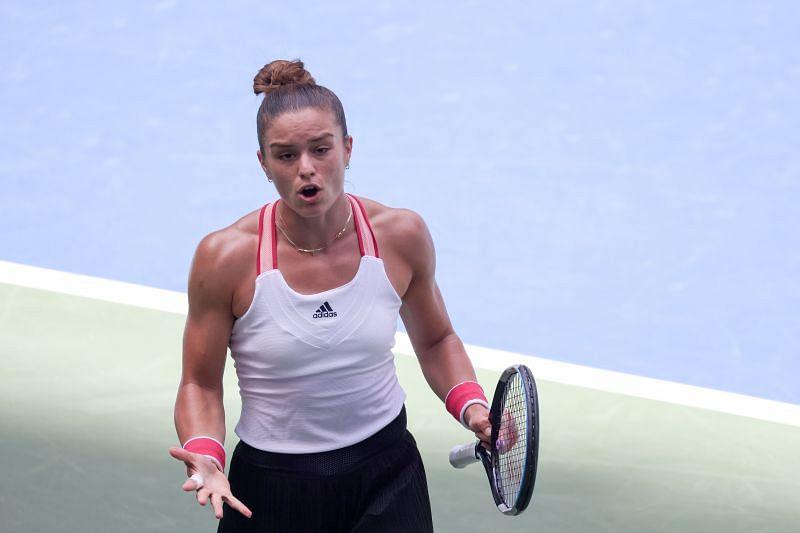 Maria Sakkari at the 2020 US Open