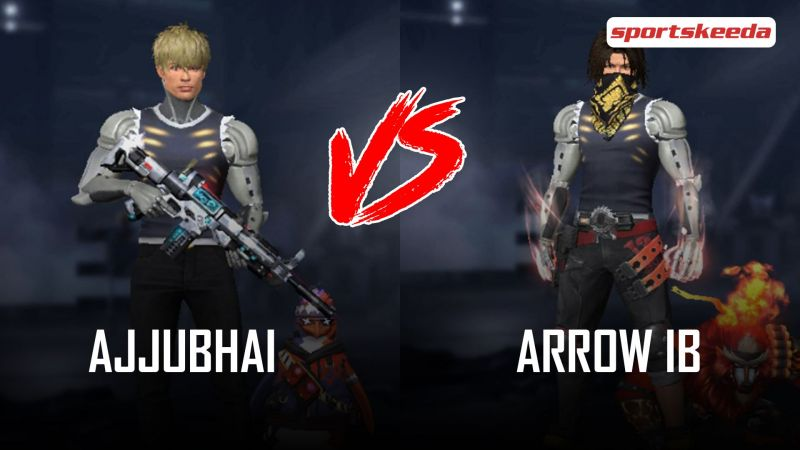 Garena Free Fire: Ajjubhai vs Arrow IB