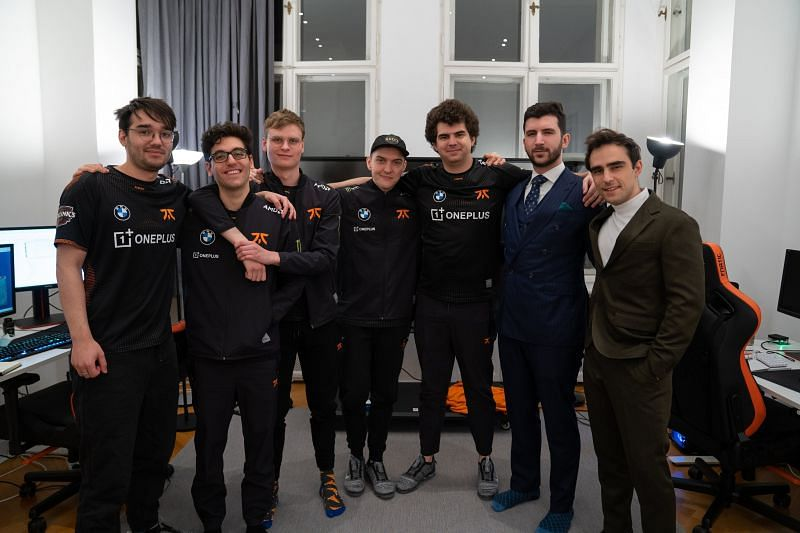 Fnatic pulls off their first win in League of Legends LEC Spring 2021  against Schalke 04