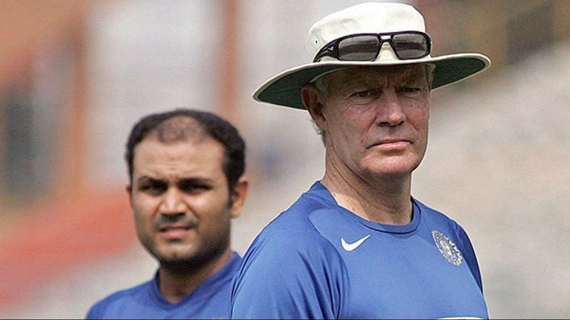 Virender Sehwag has earned big praise from Greg Chappell. (Image: Reuters)