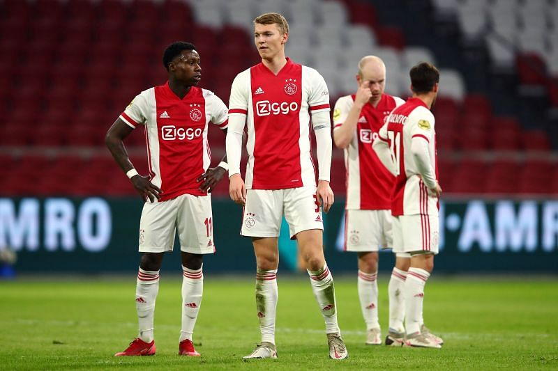 Ajax take on FC Twente this week