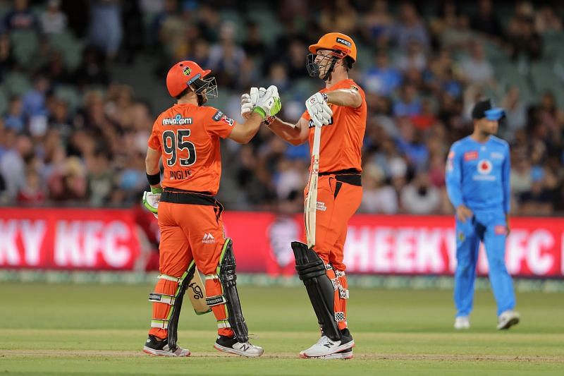 The Perth Scorchers won three out of their seven home matches at this stadium during the previous Big Bash League season