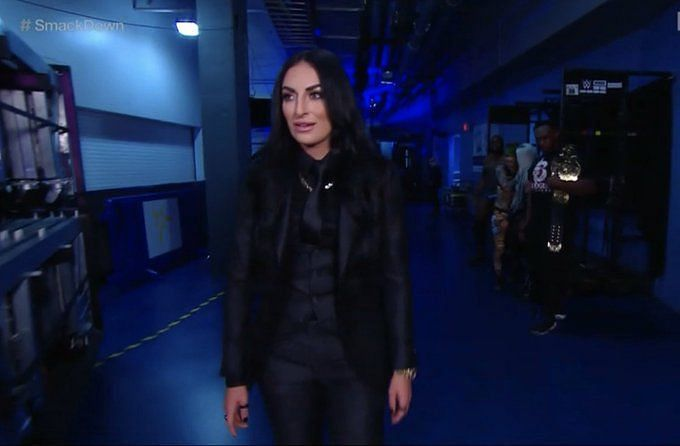 Sonya Deville made her comeback this week on WWE SmackDown