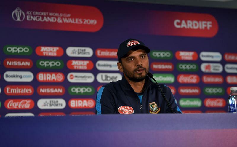 Tamim Iqbal replaced Mashrafe Mortaza as the ODI skipper of Bangladesh last year