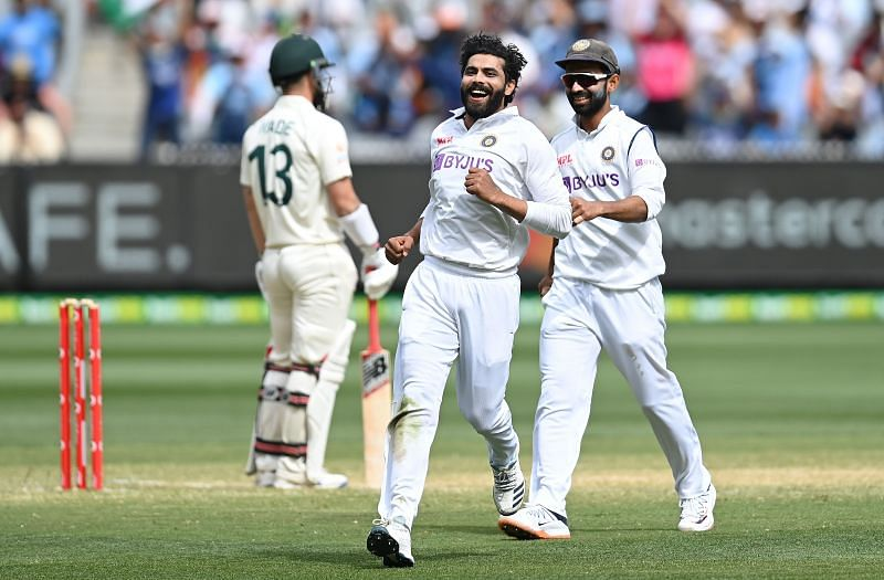 Ravindra Jadeja looked to create a positive energy in the India dressing room