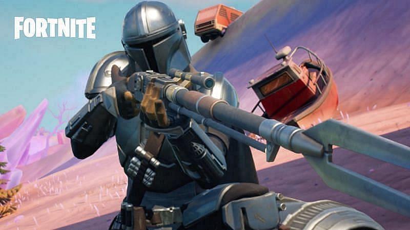 Amban Sniper Rifle - Image via Epic Games