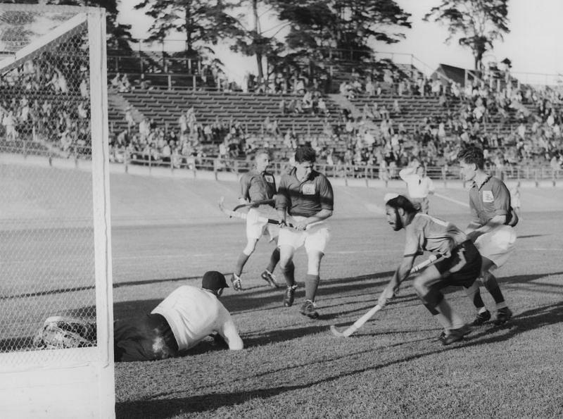 1952 ओलंपिक में हॉकी (Hockey in 1952 Sumnmer Olympics)