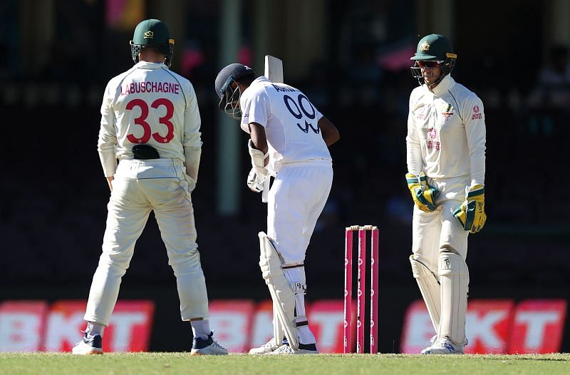 Tim Paine has come under criticism for his sledging of Ravichandran Ashwin