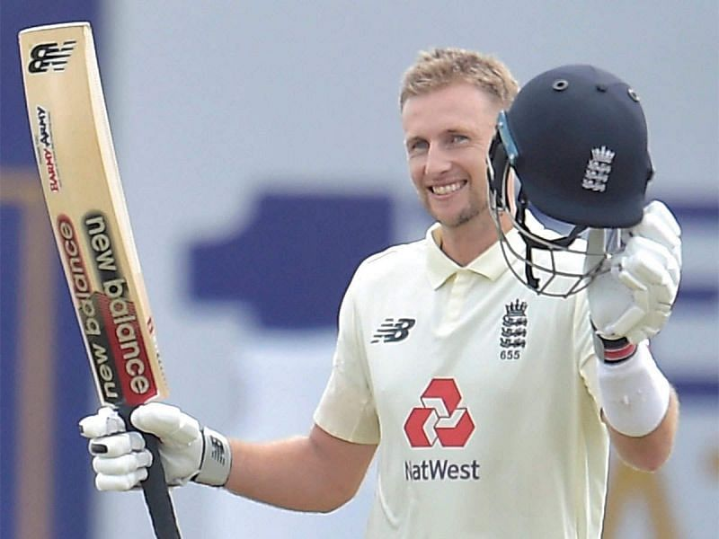 Joe Root scored 426 runs in 4 innings against Sri Lanka, including a fantastic double-hundred