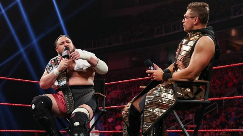 Samoa Joe comments on The Miz cashing in Money in the Bank and becoming WWE Champion again.