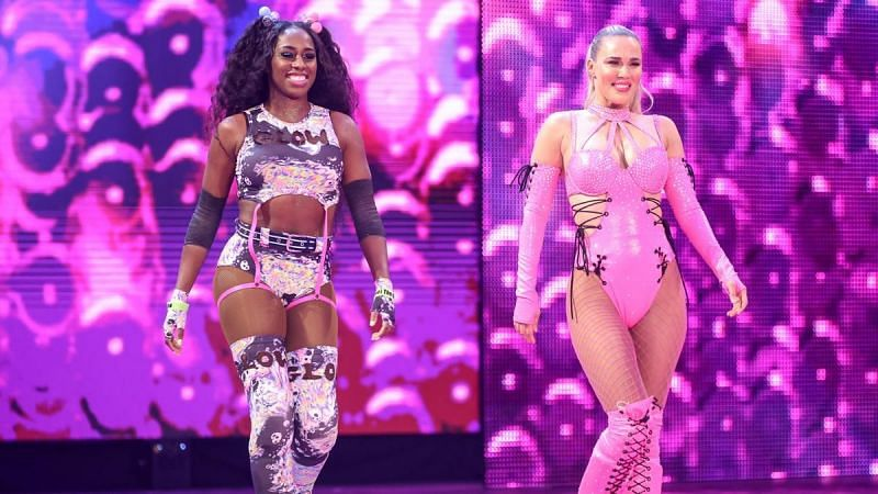 Lana Is The Hardest Working Woman In WWE, Claims Tag Partner Naomi 28