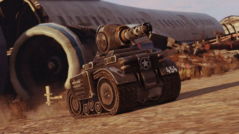 The Invade and Persuade RC Tank is surprisingly useful (Image via GTA Wiki)