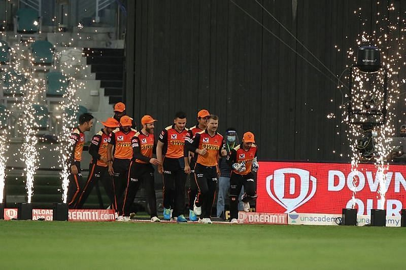 Sunrisers Hyderabad finished at the third spot in IPL 2020 [P/C: iplt20.com]