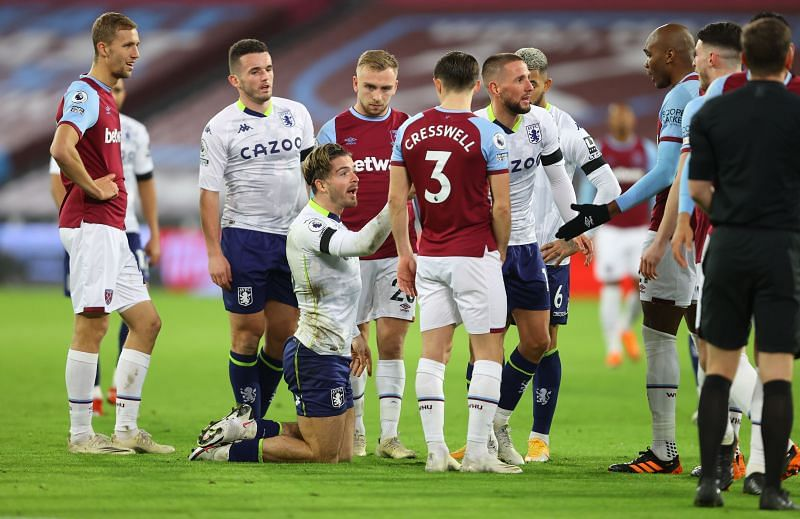 West Ham United take on Aston Villa this week