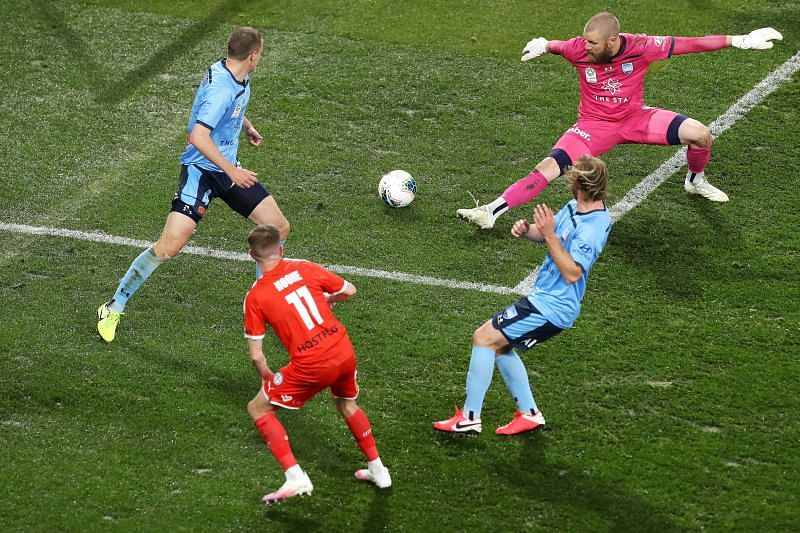 Melbourne City take on Sydney FC this week