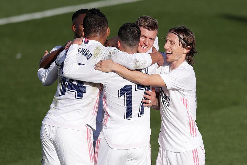 Real Madrid take in Atalanta this week