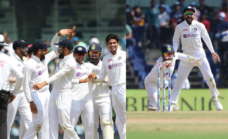 भारतीय टीम ने चेन्नई में खेले गए दूसरे टेस्ट को लेकर जबरदस्त प्रतिक्रियाएं आई हैं