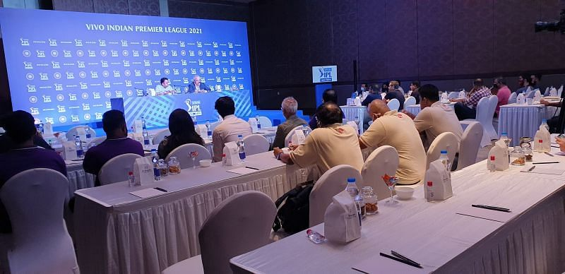 IPL 2021 auction begins at 3 PM on February 18