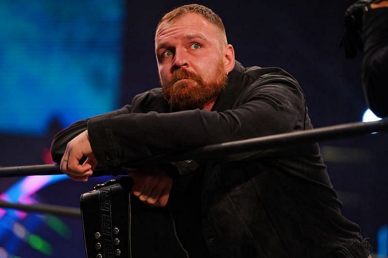 Jon Moxley has a busy schedule