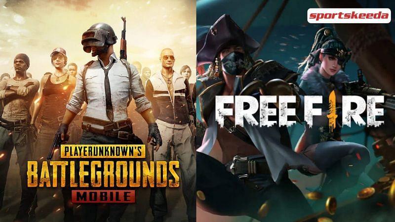 PUBG Mobile vs Free Fire: किस गेम का गेमप्ले बेहतर है?