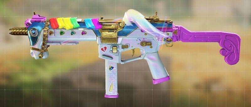 GKS - Tactical Unicorn [Image via CODm.gg]