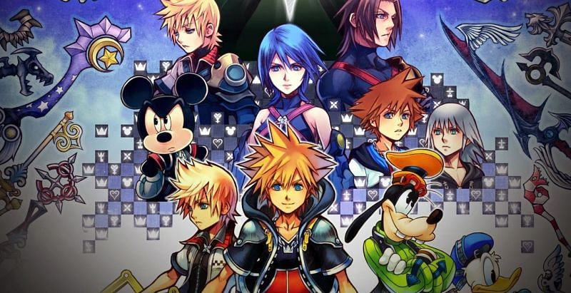 (Image via Square Enix) The Kingdom Hearts series comes to PC for the first time.