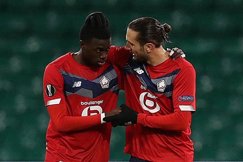 Yusuf Yazici will miss the game on Sunday