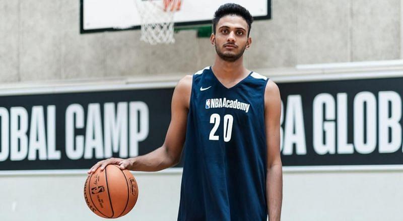 प्रिंसपाल सिंह (Princepal Singh) - तस्वीर साभार: NBA India