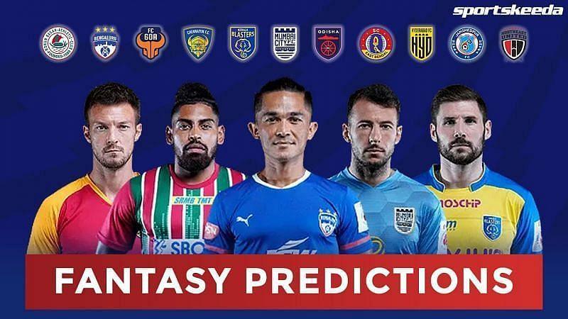 Dream11 Fantasy tips for the ISL clash between Kerala Blasters FC and Mumbai City FC