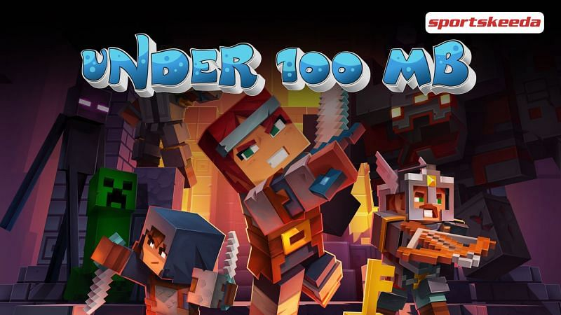 Games like Minecraft under 100 MB