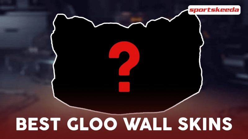 Gloo walls are quite useful on the battleground (Image via Sportskeeda)